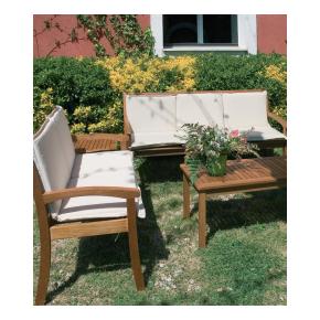 Divani legno giardino idee per il design della casa for Set divani da giardino
